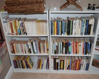 Books and Book Cases