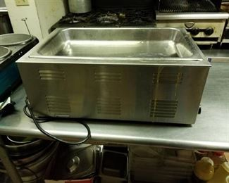Qualite Food Warmer