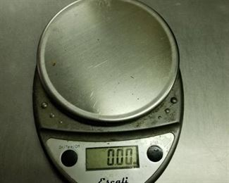 Escali Food Scale