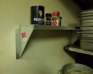 24in Stainless Shelf