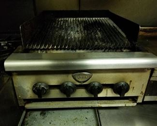 Wells Cooktop Grill