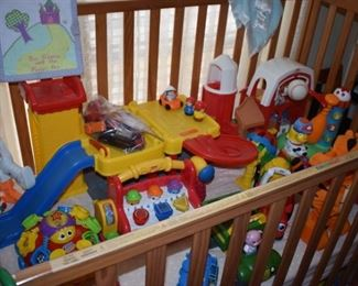 Lots of Fischer Price Toys and More!