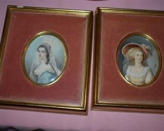 Framed Prints of Victorian Woment