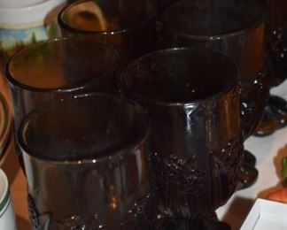 Beautiful Water/Tea Goblets