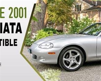 0  Mazda Miata Convertible