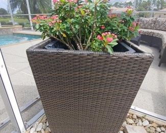 Outdoor Planter-Plant sold separately