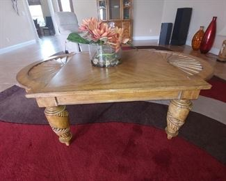 Statement Coffee Table