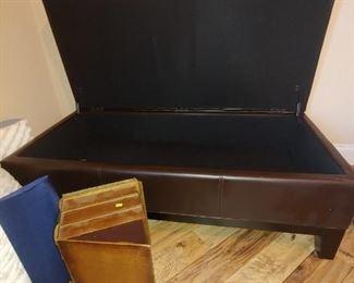Open Storage Bench