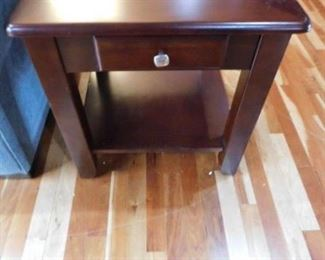 Nebraska Furniture Mart side table