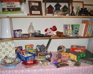 toys and games, decor