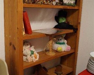 bookshelf, decor