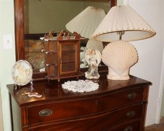 Dresser that matches chest of drawers