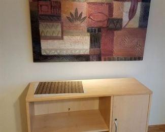 Cabinet. Art
