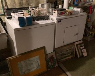 (Washer & dryer are not for sale) everything else is