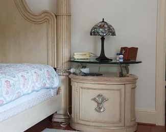 night stands also included. $2,500 - master bedroom set includes the mattress
