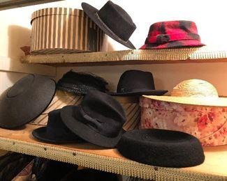 Vintage Women's Hats