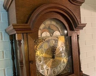 Wicks Grandfather Clock