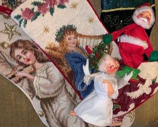 Annalee's, Christmas Stockings