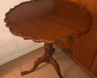 Antique Accent Table