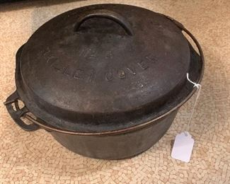 Wagner Dutch Oven