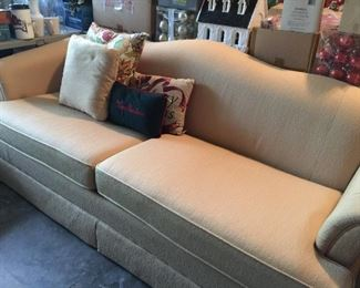 Stearns and Foster Sleeper sofa