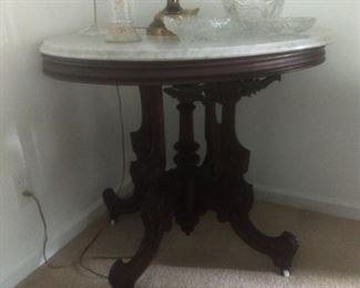 Another marble top