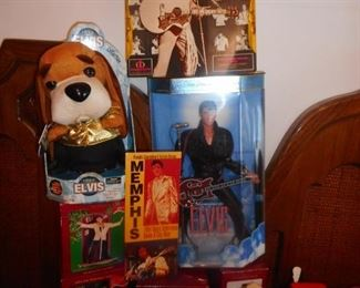 Elvis Items