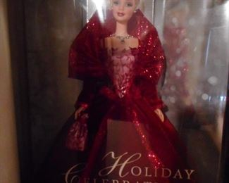 Holiday Barbie NRFB