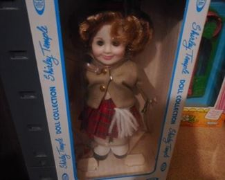 Ideal Shirley Temple Doll NRFB