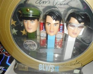 Elvis Pez...Holidays around the corner ..gift for the Elvis nut!!