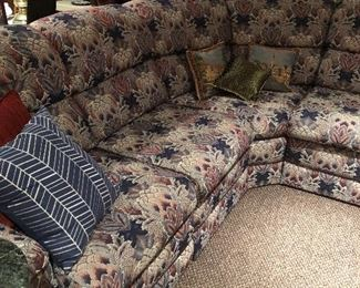 Excellent Lazyboy sectional sofa