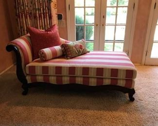 Daybed Custom Covered Chaise