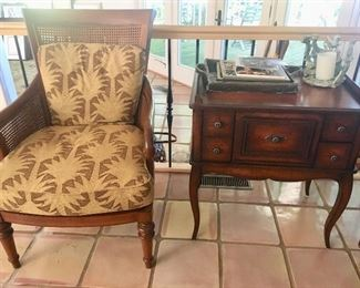 Chair by Hickory Chair