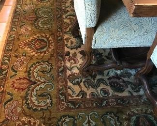 """9' x 11' 6"""" area rug"""