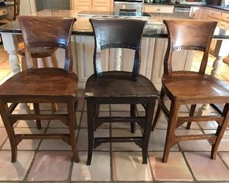 3 of this style barstool