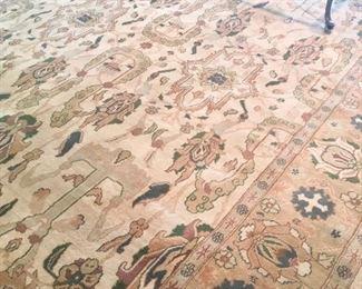 12.2 x  8.9 area rug