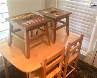 Child size furniture