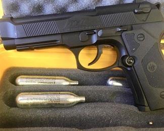 Air pistol by Beretta