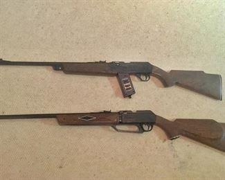 Air BB rifles