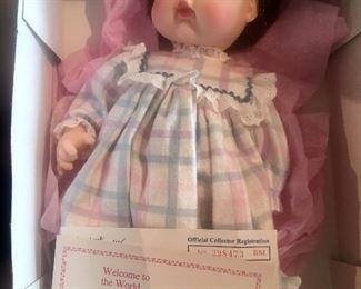 "Madame Alexander doll ""Sweet Baby"""