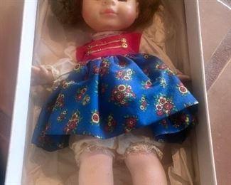 Vintage Madame Alexander doll (dated 1964)