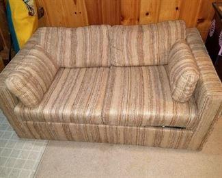 Twin sofa sleeper...very clean $50