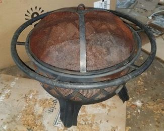 Fire pit $20