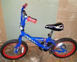 Boy's bike $20