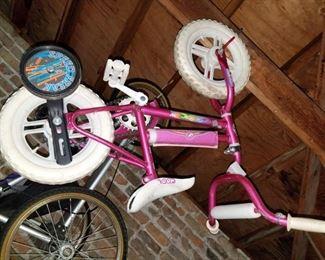 Girl's bike $10