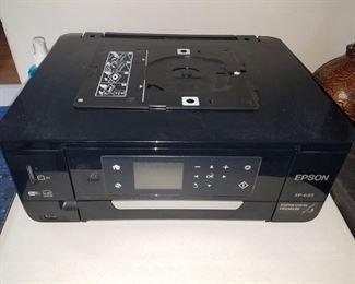 Epson XP-640 printer
