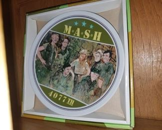 Mash collector plate