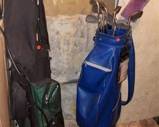 Women and kid's golf club sets