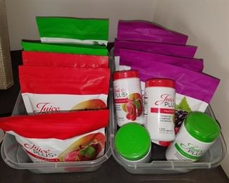 Juice plus+ supplements