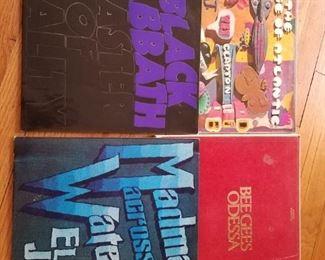 Records...Black Sabbath and more